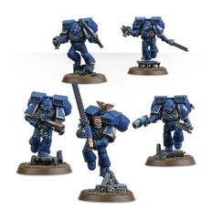 Space Marine Assault Squad 2015