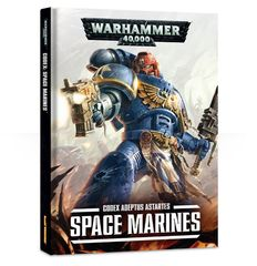 Codex: Space Marines 2015