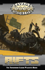 Rifts: Savage Worlds Player's Guide