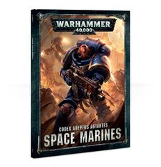 Codex: Space Marines 8th Edition