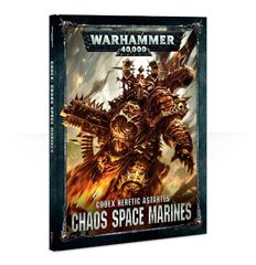 Codex: Chaos Space Marines 8th Edition