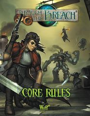 Through The Breach: Core Rules 2E