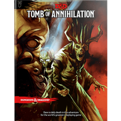 5th Edition Tomb of Annihilation