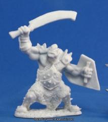 Orc Marauder (Sword & Shield)