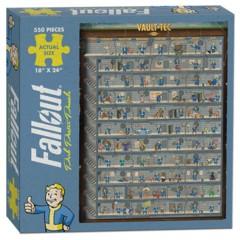 Fallout Perk Poster (550 pieces)