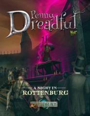 Through the Breach RPG: Penny Dreadful - A Night in Rottenburg