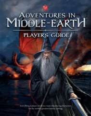 5E: Adventures in Middle Earth Guide