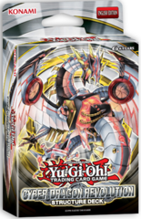Cyber Dragon Revolution Struture Deck