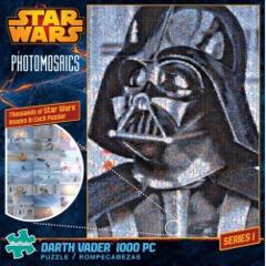 Photomosaic - Star Wars Darth Vader Puzzle (1000 pieces)
