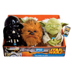 Star Wars Talking Plush - Assorted