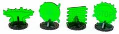 HeroClix Green Power Barriers