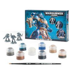 Space Marines + Paint Set