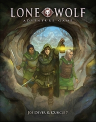 The Lone Wolf Adventure Game Boxed Set