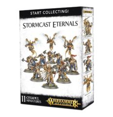 Start Collecting! Stormcast Eternals