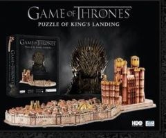 3D Game of Thrones Kings Landing Puzzle