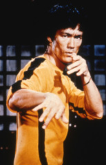 Bruce Lee Small Sleeves (60)