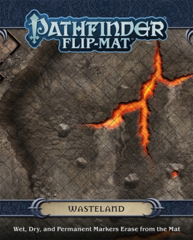 PF Flip-Mat: Wasteland