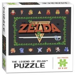 Legend of Zelda (550 pieces)