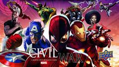 Legendary: A Marvel Deck Building Game - Civil War Expansion