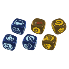 others: dice pack