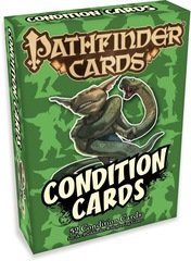 Pathfinder cards: Condition Cards