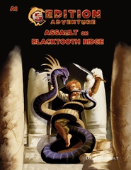 5th Edition Adventures: A1 - Assault on Blacktooth Ridge
