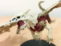 Rage of Demons: White Dracolich Premium Figure
