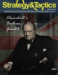 Strategy And Tactics 298: Churchill's Balkan Gambit
