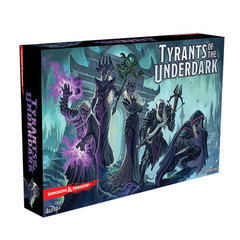tyrants of the underdark expansion: Aberations and Undead