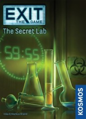 Exit the Game the Secret Lab
