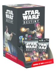 1. Star Wars Destiny Empire at War Booster Box