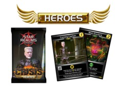 Star Realms Crisis Heroes Booster