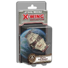 11. Star Wars: X-Wing: Scurrg H-6 Bomber
