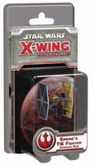 10. Star Wars: X-Wing - Sabine's TIE Fighter Expansion Pack