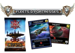 Star Realms Crisis Fleets and Fortresses Booster