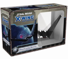 10. Star Wars: X-Wing - Upsilon-class Shuttle Expansion Pack