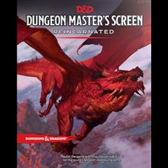 Dungeon Master's Screen Reincarnation