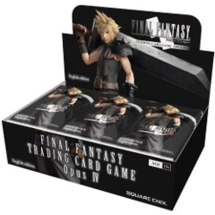 Final Fantasy Trading Card Game Opus IV
