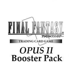 Final Fantasy TCG Opus II Booster Pack