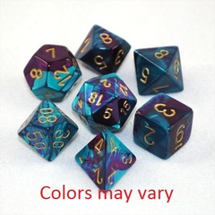 Chessex Dice Mixed set of 7