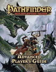 Pathfinder Roleplaying Game:  Advanced Player's Guide Papaerback
