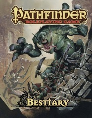 Pathfinder Roleplaying Game: Bestiary Paperback