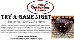 Try A Board Game Night
