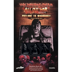 The Walking Dead: All Out War Prelude to Woodbury Expansion