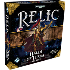 Warhammer 40K: Relic - Halls of Terra Expansion