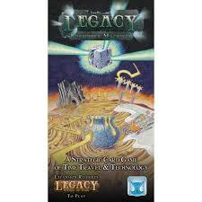 Legacy Gears of Time: Forbidden Machines Expansion