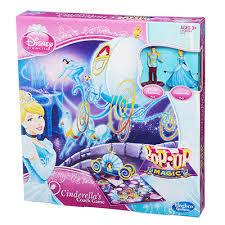 Pop-Up Magic Cinderella's Coach Game