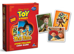 Tell Tale Toy Story Storytelling Card Game