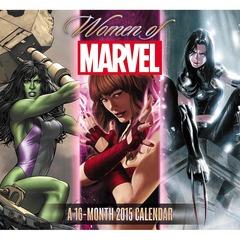 Women of Marvel 2015