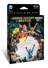 DC Comics Deck-Building Game: Crossover Pack 1 - Justice Society of America
